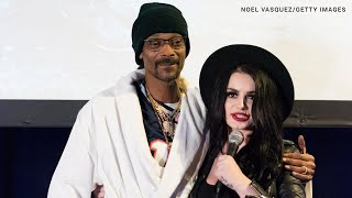 """Snoop Dogg hosts a screening of """"Fighting with My Family"""" with Paige and Cathy Kelley"""
