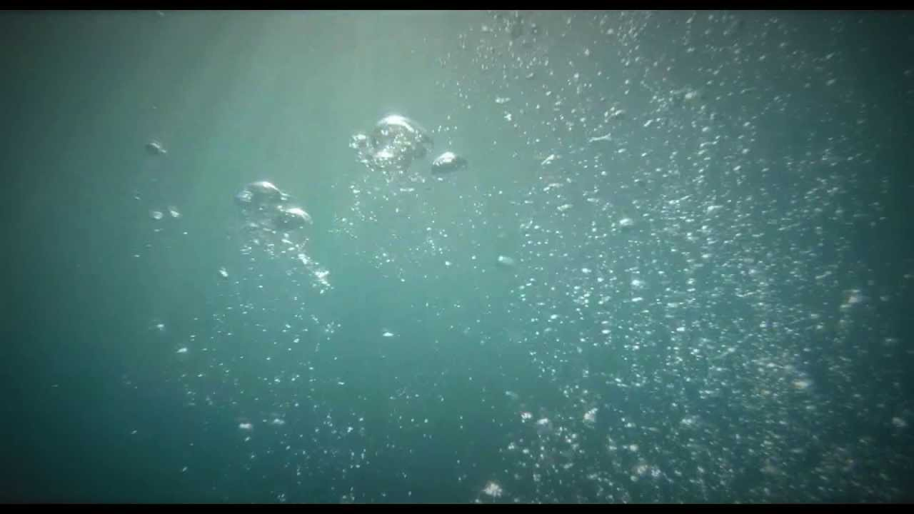 3d Wallpaper Maker Gopro Underwater Bubbles Youtube