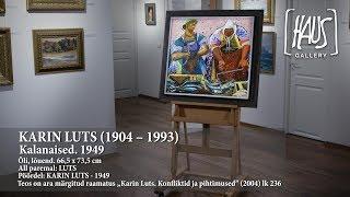 KARIN LUTS - KALANAISED 1948