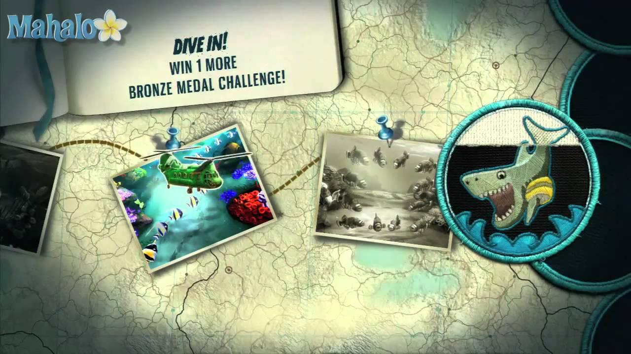 Kinect Adventures - Adventures Mode - Part 2