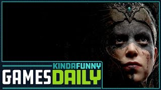 Hellblade and the Return of AA Games - Kinda Funny Games Daily 12.14.17