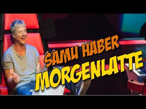 SAMU HABER | ☕MORGENLATTE☕ | The Voice of Germany