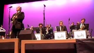 """Woody Herman Herd, """"Laura"""", Dante Luciani 1-25-15 PAJA Concert"""