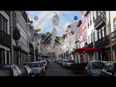 Travel video - Roadtrip Terceira Azores