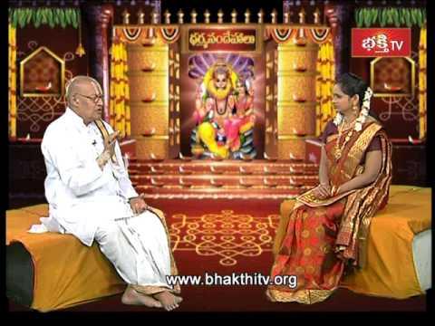 Sri Narasimha Swamy Pooja Vidhanam | Dharma sandehalu - Episode 431_Part 2