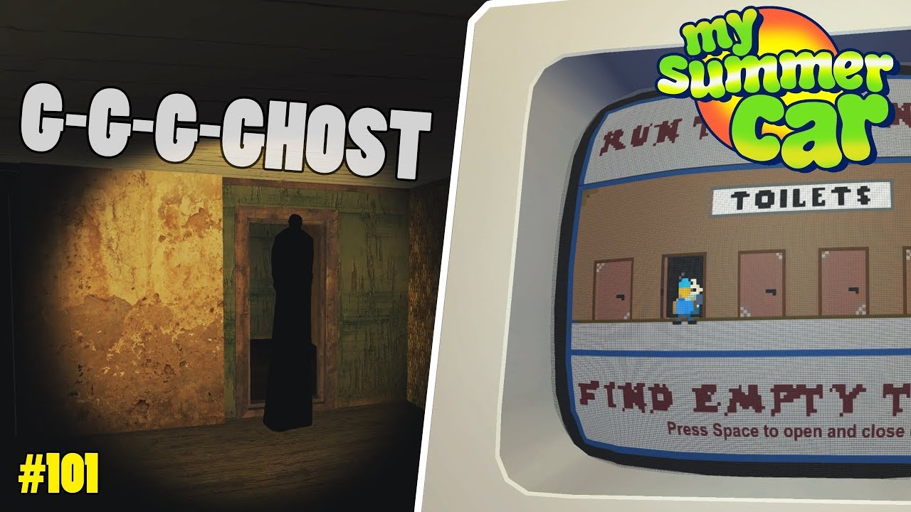 Haunted House New Computer Games My Summer Car Update Youtube