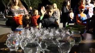 Halloween In Modesto, California - The Children Of Modesto, California