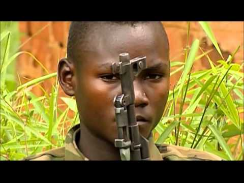 """The Peacekeepers"" 2005 (part 4/4) Congo, United Nations Peacekeeping Documentary"