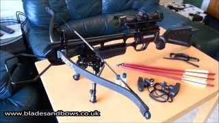 Ozzy Pimps the Armex 175lb Jaguar Firecat Crossbow