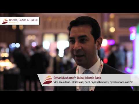 Omar Musharraf, Debt Capital Markets & Syndications, Dubai Islamic Bank