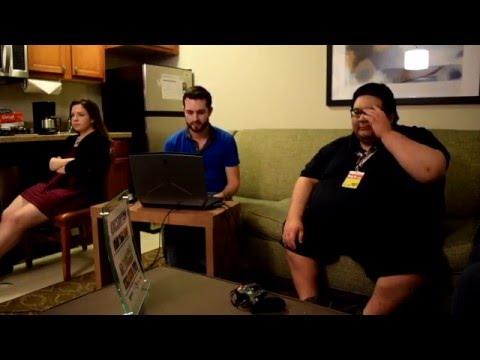 PAX South 2016: Chilling with Kasedo Pt2.- Upwards, Lonely Robot presentation |