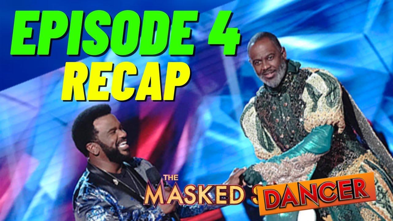 Download Masked Dancer Episode 4 Recap