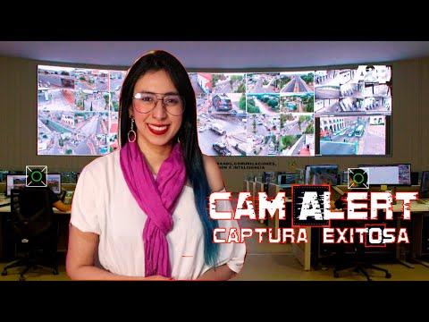 ???? CAM ALERT: CAPTURA EXITOSA / ¿Cómo funciona el sistema de cámaras de seguridad en México?