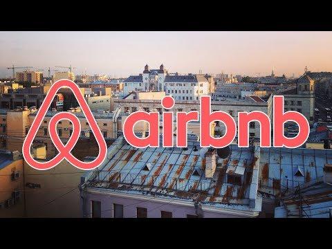 Обзор Airbnb // Квартиры посуточно