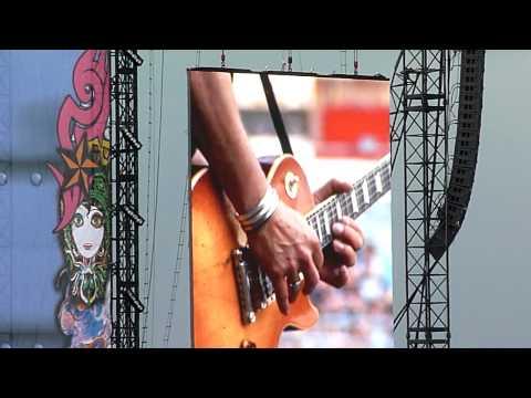 Download Festival 2010 - Slash - Paradise City (part 2 with surprise) - Live - HD