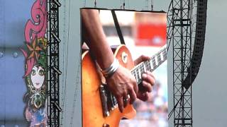 Download Festival 2010 - Slash - Paradise City (part 2 with surprise) - Live - HD
