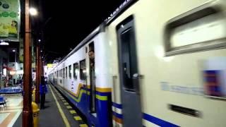 Kereta Api Senja Utama Solo dari Stasiun Pasar Senen Tiba di Stasiun Yogyakarta