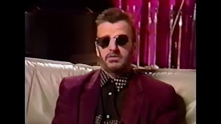 Ringo Starr - Time Takes Time EPK (Restored, May 15th, 1992)