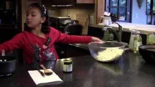 Miwako's Kitchen, Vanilla Popcorn