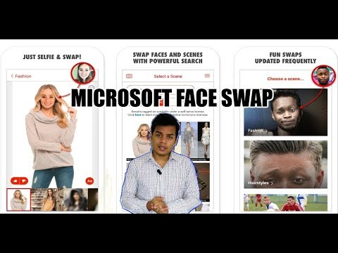 Microsoft Face Swap : How to use Face Swap App