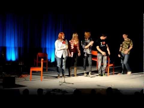 TalentShow: Višnička na dortu - 7.A (GBV) - 29.11.2011
