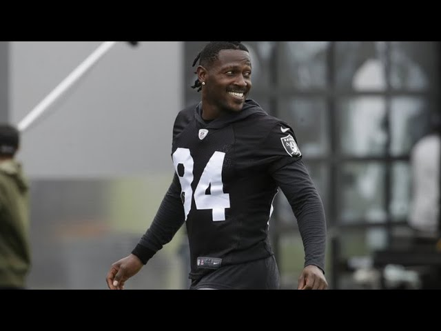 Antonio Brown gets 8 game suspension from NFL