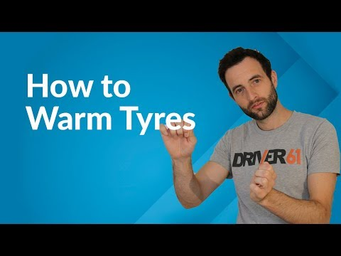 How To Best Warm Tyres On Track