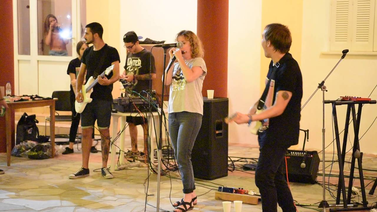JCrete Rock Band (Core the Band)
