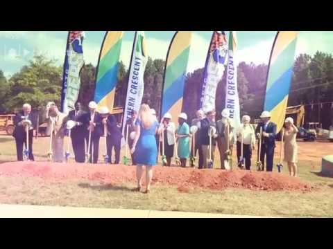 HCCC Groundbreaking for Southern Crescent Technical College
