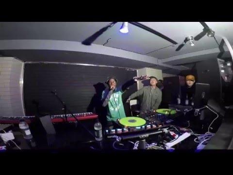illa J in Seoul @The Henz Club [2016/03/26 60Min]