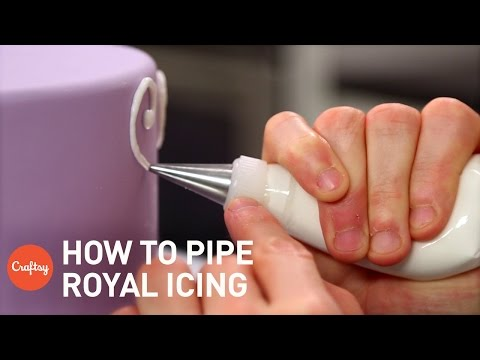 4 Piping Tips For Elegant Cake Detail  | Buttercream Cake Decorating Tutorial