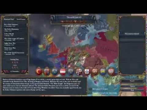 Europa download spillet
