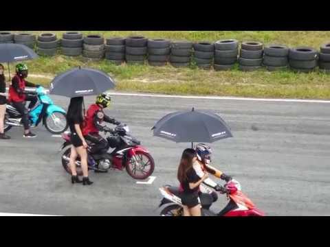 Giải đua xe 110cc ở Trường đua 2K – TP Mới Bình Dương