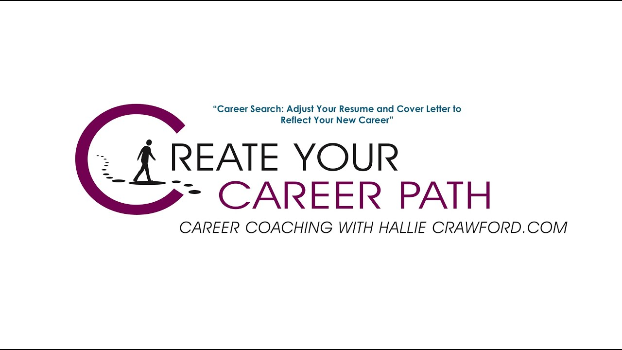 Career Search Adjust Your Resume And Cover Letter To Reflect Your
