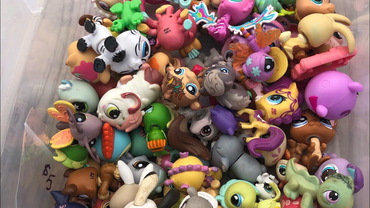 Huge Lps Flea Market Hunt!