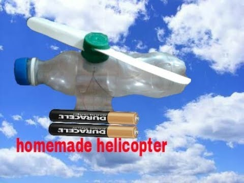 homemade helicopter how to make helicopter