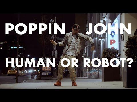 HUMAN OR ROBOT? | POPPIN JOHN