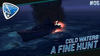Download lagu Cold Waters 1968 05 A fine hunt Submarine Simulation MP3