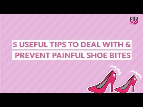 5 Useful Tips To Deal With &  Prevent Painful Shoe Bites - POPxo