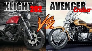 K Light 202 vs AVENGER 220 Cual Comprar? Review ENDGAME