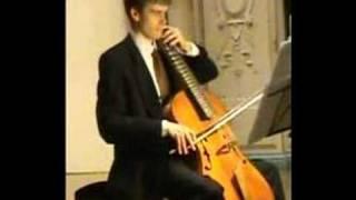 Solo Arpeggione music by Henri Pousseur