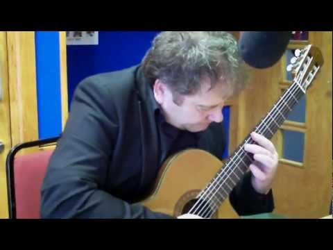 """Pat Coldrick - """"Can't Help Falling in Love"""" (Live with Michael Duffy on Dundalk FM)"""