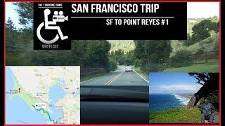 San Francisco to Point Reyes National Seashore - Part# 1 | Scenic California Drives
