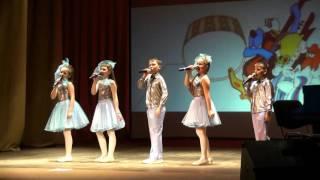 """Анс."""" Звуки музыки""""  Бременские музыканты"""