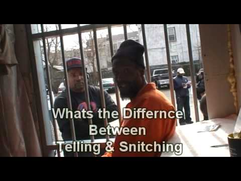 Jail Is For Suckers a Philly Streets Talk Presentation