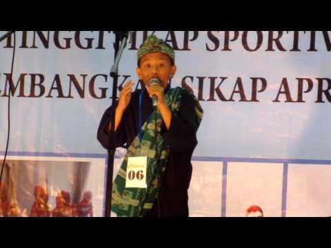 Juara 1!!! Dongeng Sunda Tingkat Kabupaten cianjur