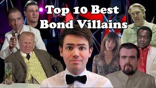 Video Top 10 Best Bond Villains download MP3, 3GP, MP4, WEBM, AVI, FLV Juli 2018