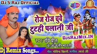 Roj Roj Chue Tutahi Palani Ji Ehi Se Paresani Bhail Ba(Ravi Preet & Anjali Bharti)Dj S RAj(Nonhar)