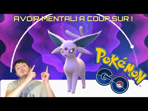 Avoir mentali 100 sur pokemon go youtube - Mentali pokemon ...
