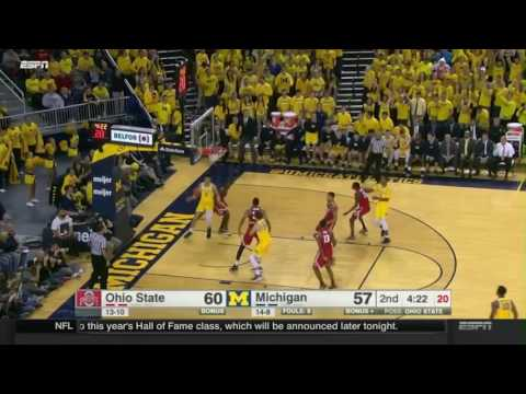 Ohio State at Michigan - Men
